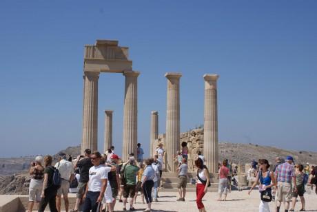 Rodosz - Görögország, Rhodos - Lindos - Kamiros - Ixia - Petaloudes