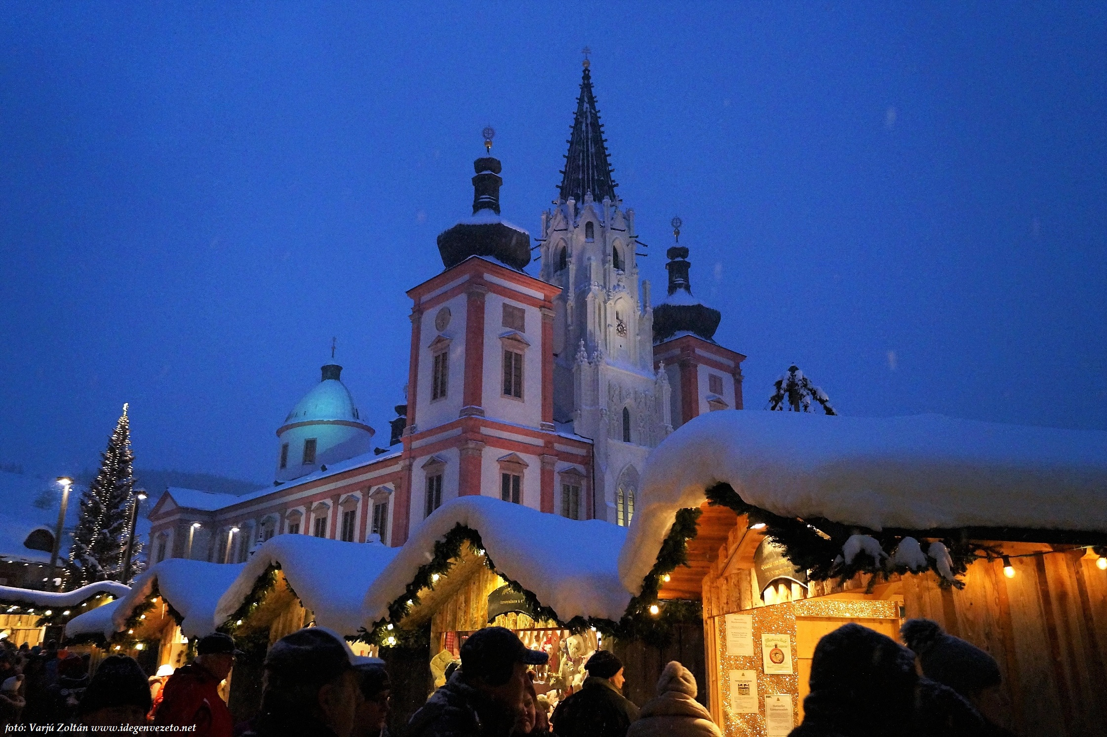 Mariazell Advent 2018